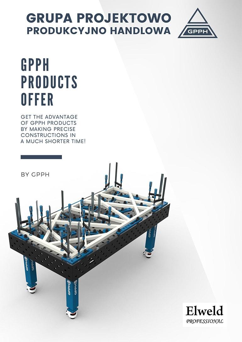 Τραπέζια Συγκόλλησης GPPH